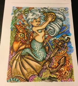 Under the Sea2 by Jane Proffitt