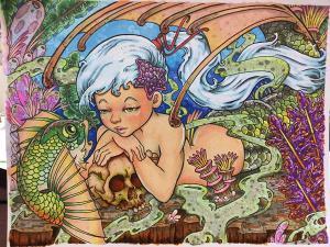 Under the Sea by Lynn Cartan