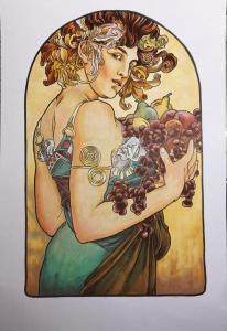 Mastering Mucha by Maya Isaksson